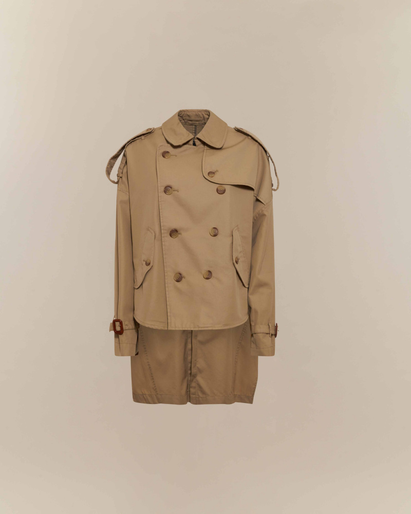 TUCK-IN TRENCH