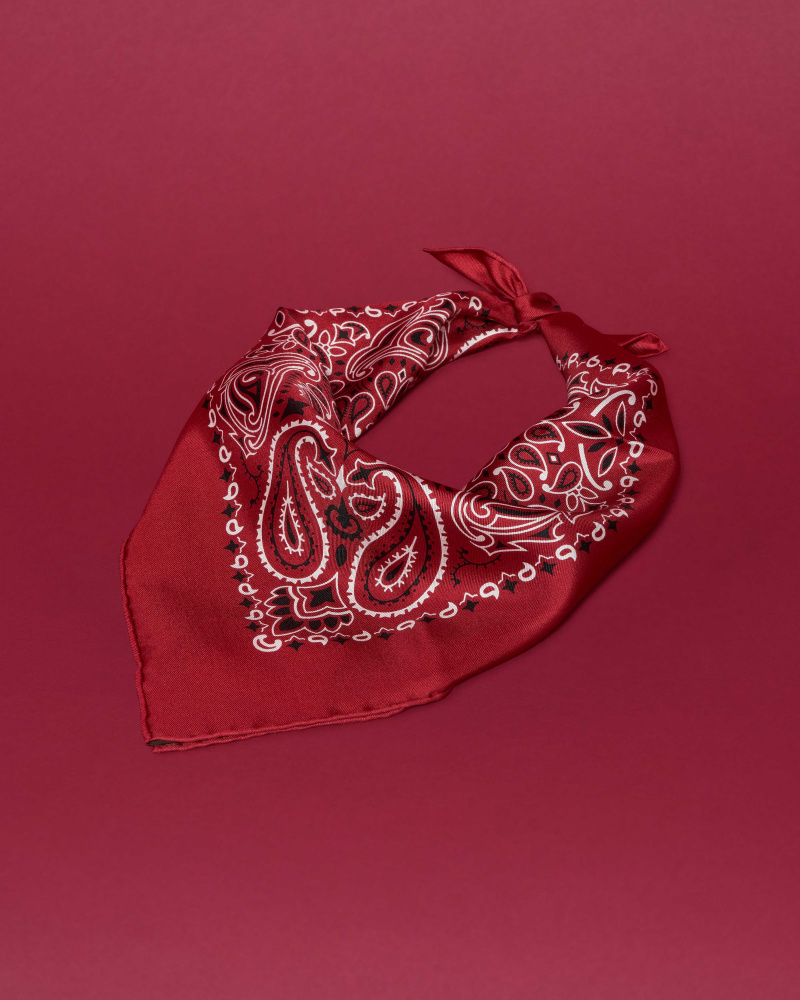 BANDANA IN SETA