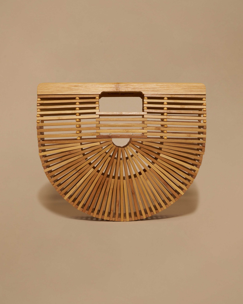 BORSA SMALL IN BAMBU'
